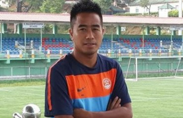 Shylo 'Mama' Malsawmtluanga joins hometown club Aizawl FC