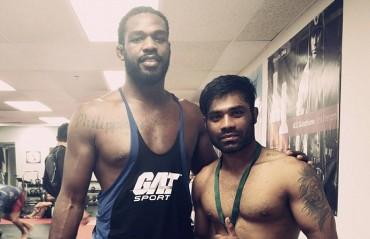 Indian MMA: Bharat Kandare is hopeful that Jon Jones will thrive in UFC 214