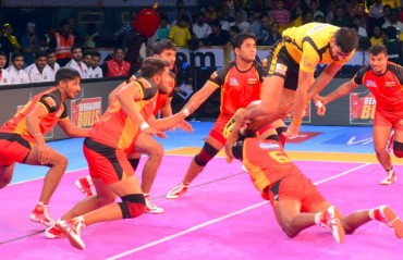 Pro Kabaddi: Rahul Chaudhari becomes league's first player to achieve 500 raid points