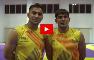 SUMO: 'Jai-Veeru' of Pro Kabaddi talk about what keeps their friendship going strong