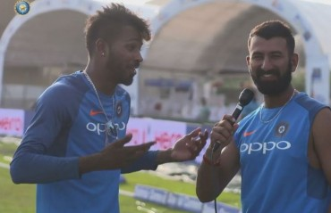 It's a dream come true to don the India whites: Hardik to Pujara