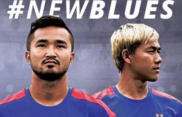 ISL 2017: Bengaluru FC sign Manipuri midfield-duo Bidyananda & Robinson