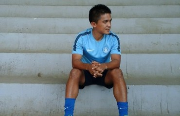 Perseverance with utmost composure defines him. Could India have another Sunil Chhetri?