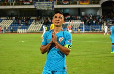 READ: Birthday wishes pour in for 'Captain' Chhetri