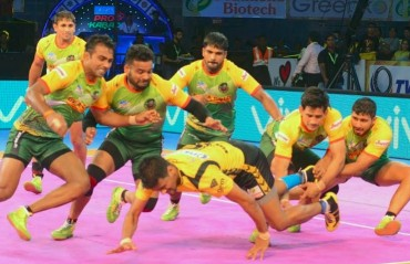Pro Kabaddi: Telugu Titans suffer 5th defeat on the trot, lose 36-43 to Patna Pirates
