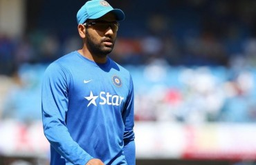 Rohit Sharma flies home for a night to undergo medical check-up