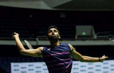 Prannoy expresses disappointment post his defeat at New Zealand GPG