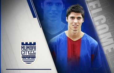 ISL 2017: Rafa Jorda is Mumbai City FC's latest foreign signing