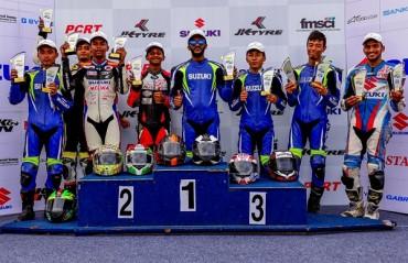 Vishnu, Chittesh, Joseph start as favourites in RD 2 of 20th FMSCI National Racing Championship