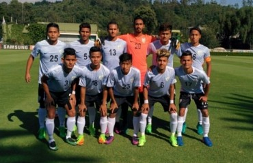 India U-17 lose 0-3 to Columbia U17 in four-nation tournament in Mexico