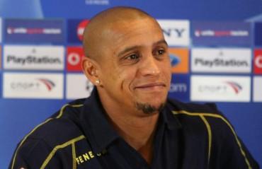 Roberto Carlos Named Delhi Dynamos Manager in ISL