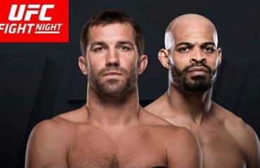 UFC Lines up Exciting fights for Fight Night in Pittsburgh