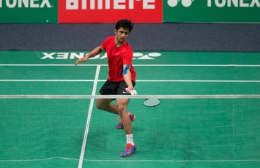 USA International Series: Lakhanee Sarang ends his campaign in the SF