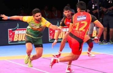 Pro Kabaddi: Stellar Pardeep helps Patna Pirates comfortably overcome Bengaluru Bulls 46-32