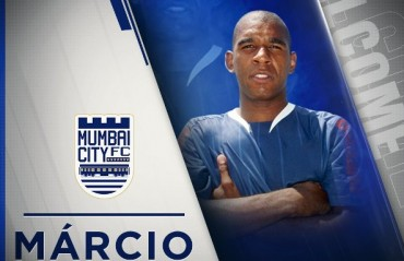 ISL 2017: Brazilian defender Marcio Rosario signs up for Mumbai City FC