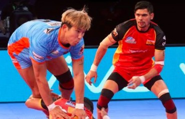 Pro Kabaddi: Bulls ride high on Rohit and Ajay's brilliance to beat Bengal Warriors 31-25