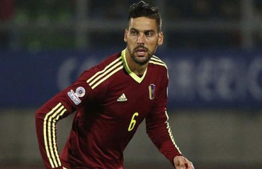 ISL 2017: Delhi Dynamos sign an experienced defender in Venezuelan international Gabriel Cichero