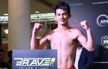 Brave 8: Jeremy Pacatiw recalls fight with Chaitanya Gavali, wants to fly the Philippines flag high