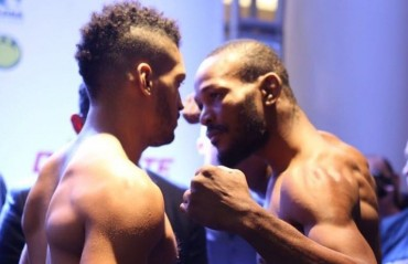 Brave 8: Mohammad Fakhreddine out, Carl Booth to face Carlston Harris