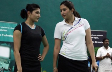 Four shuttlers included in TOP scheme