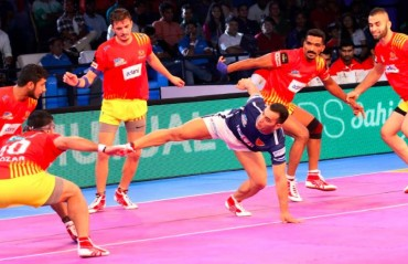 Fantasy Kabaddi: TFG Fantasy Pundit tips for Gujarat FortuneGiants vs Jaipur Pink Panthers