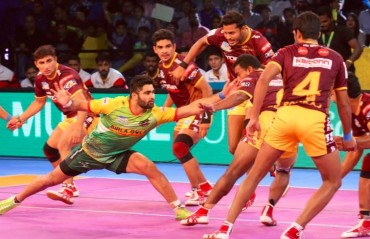 Pro Kabaddi: Patna Pirates and UP Yoddhas play out a thrilling 27-27 draw