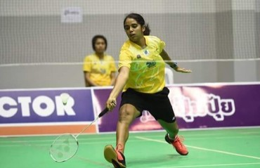 Bulgarian Junior IS: Vaishnavi Reddy ended as runners-up