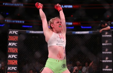 Bellator MMA News: Heather Hardy set to Return at Bellator 185