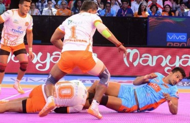 Pro Kabaddi: All-round Paltans thrash Bengal Warriors 34-17