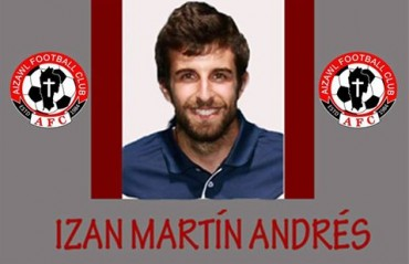 I-league 2017: Izan Martín Andrés is Aizawl FC's new assistant coach