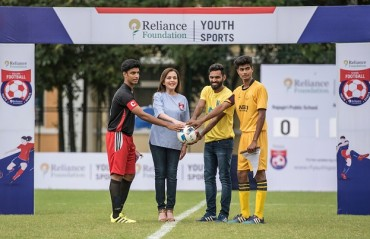 Second edition of RF Youth Sports kick-starts in Kochi