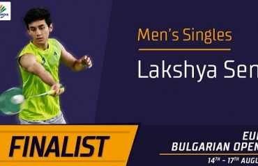 Bulgaria IS: Lakshya sails into the finals, will face 2nd seed next