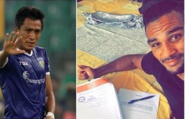I-League 2017: Neroca FC sign Gouramangi Singh & Haitian Fabien Vorbe