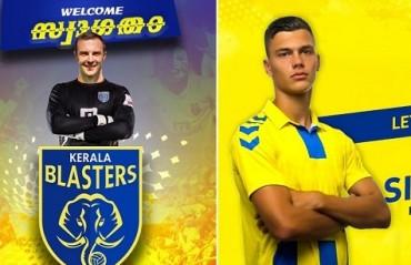 ISL 2017: Kerala Blasters sign keeper Paul Rachubka & striker Mark Sifneos