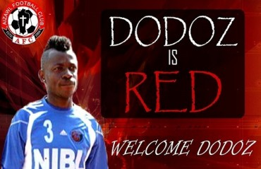 Aizawl FC sign Ivorian forward Leonce Dodoz from CFL side Peerless