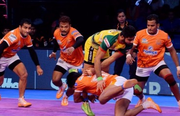 Pro Kabaddi: Puneri Paltan respond strongly to Pardeep's 19, overcome Patna Pirates 47-42
