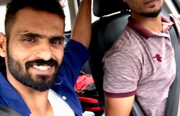 Vineeth heads to Bengaluru to support his former team BFC for AFC Cup match