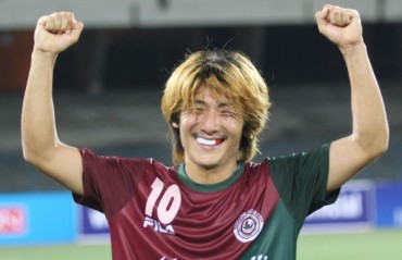 I-League 2017: East Bengal deliver a shocker, snatch captain Katsumi Yusa from Mohun Bagan