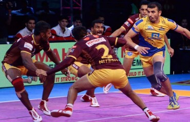 Pro Kabaddi: UP Yoddha held to an exciting draw by Tamil Thalaivas