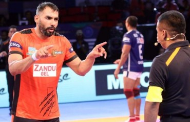 Wish to open home campaign on right note like Gujarat, says U Mumba's Anup Kumar