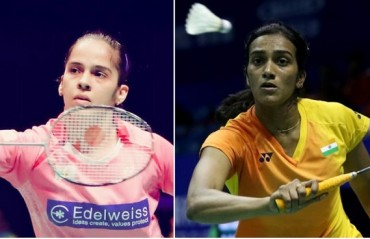 Sindhu to get Rs 10lakh, Saina Rs 5l for medal-winning performances at World Championships