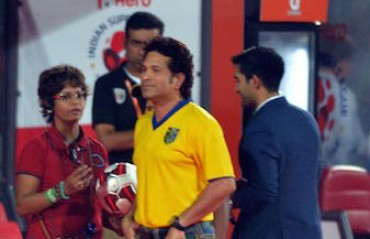 Kerala Blasters are a hugely talented side, says co-owner Sachin Tendulkar