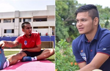 TFG Interview Podcast: Nishu Kumar & Collin Abranches -- Exclusive chat with Bengaluru FC's young stars