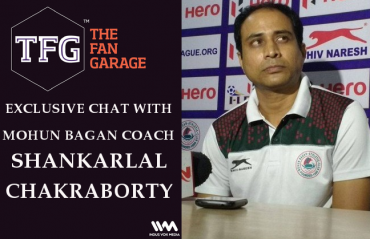 TFG Interview Podcast: an exclusive chat with Mohun Bagan coach Shankarlal Chakraborty