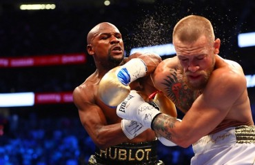 How Indian MMA Fighters reacted To Floyd Mayweather vs. Conor McGregor