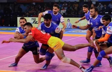 Pro Kabaddi: Haryana Steelers pull a stellar comeback to beat Gujarat Fortunegiants 42-36