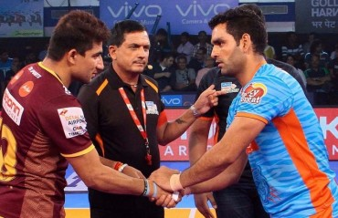 Pro Kabaddi: Bengal Warriors stage comeback but fail to get the better of UP Yoddha as match ends in an exciting draw