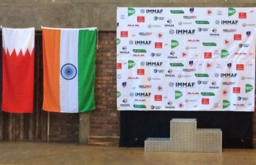 Indian MMA: Another disappointing outing For Indian Team at IMMAF championship