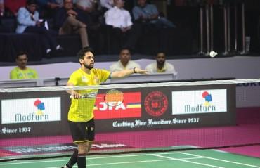 Kashyap, Ashwini-Satwick cruise into the main draw of Korea Open