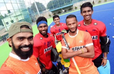 Important for me to share my experience with the younger hockey players: PR Sreejesh